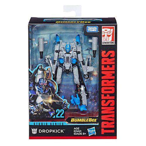 Transformers Studio Series Premier Deluxe Wave 4 - Dropkick (Re-Issue)