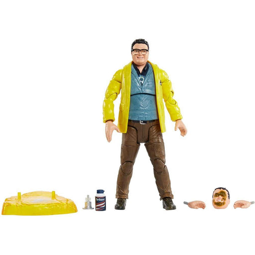 Jurassic Park Dennis Nedry 6-Inch Scale Amber Collection Action Figure - JULY 2020