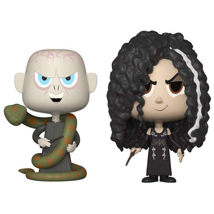 Harry Potter Vynl. Lord Voldemort + Bellatrix Lestrange - DECEMBER 2018
