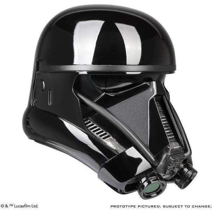 Star Wars Death Trooper (Rogue One) 1:1 Scale Wearable Helmet - Q2 2019