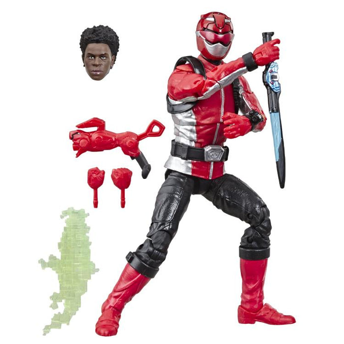 Power Rangers Lightning Collection Wave 2 - Beast Morphers Red Ranger