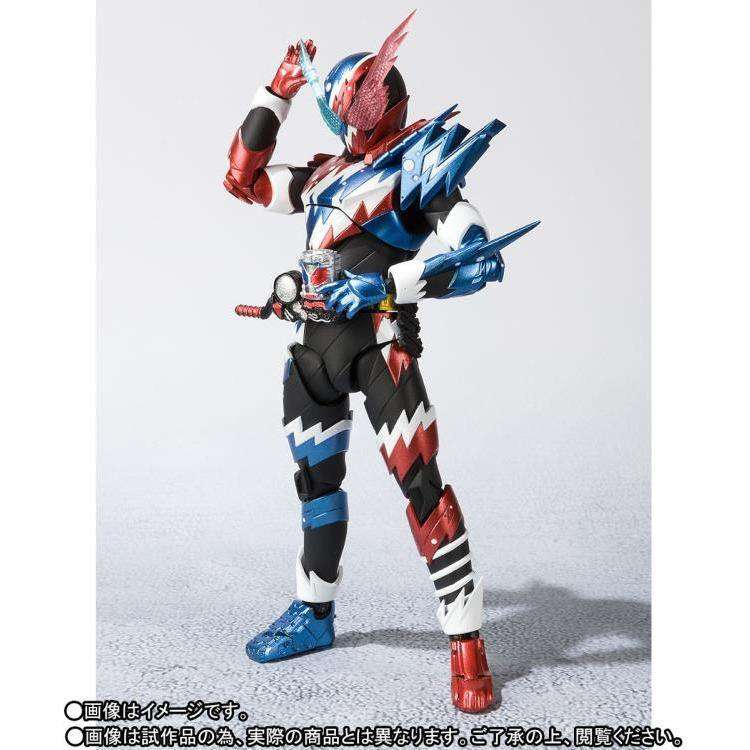 Kamen Rider Build S.H.Figuarts Kamen Rider Build (RabbitTank Sparkling Form) Exclusive - JULY 2018