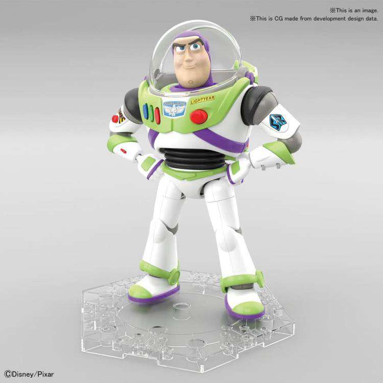 Toy Story Cinema-rise Buzz Lightyear Model Kit - AUGUST 2019
