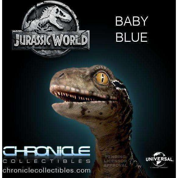 Jurassic World: Fallen Kingdom Baby Blue Statue - Q1 2019