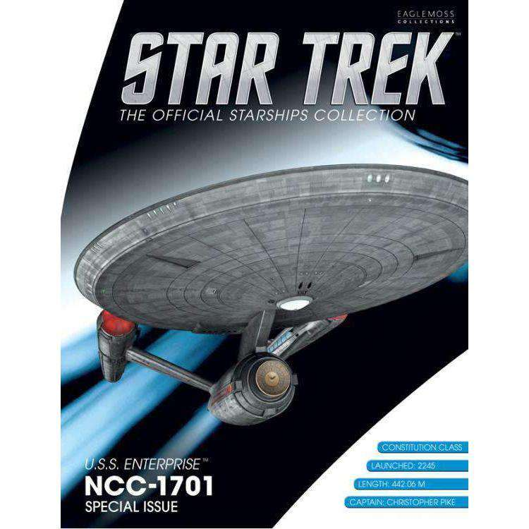 Star Trek: Discovery Collection Special Edition #1 USS Enterprise NCC-1701 - SEPTEMBER 2019