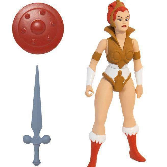 Masters of the Universe Vintage Wave 2 - Teela - APRIL 2019