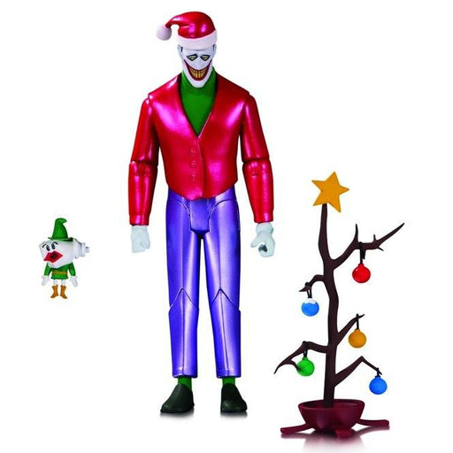 Batman: The Animated Series Christmas With The Joker Action Figure - JANUARY 2021