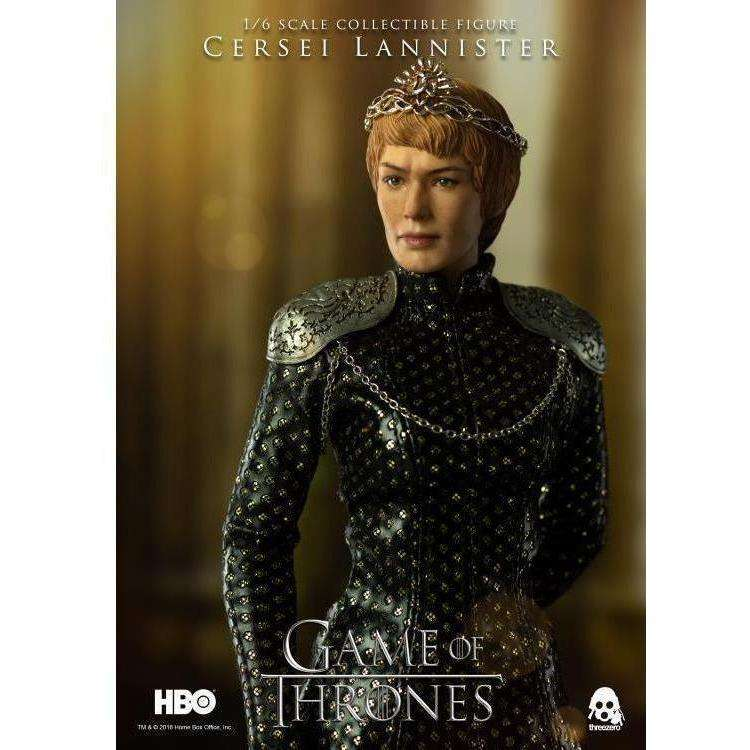Game of Thrones Cersei Lannister 1/6th Scale Collectible Figure - Q3 2019