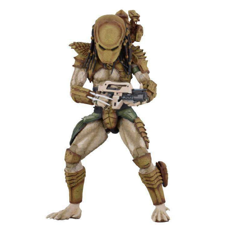 Alien vs. Predator Arcade Appearance - Hunter Predator