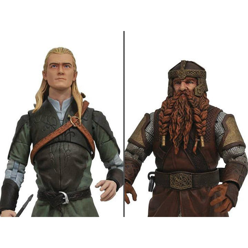 The Lord of the Rings Select Wave 1 Set of 2 Figures - SEPTEMBER 2020
