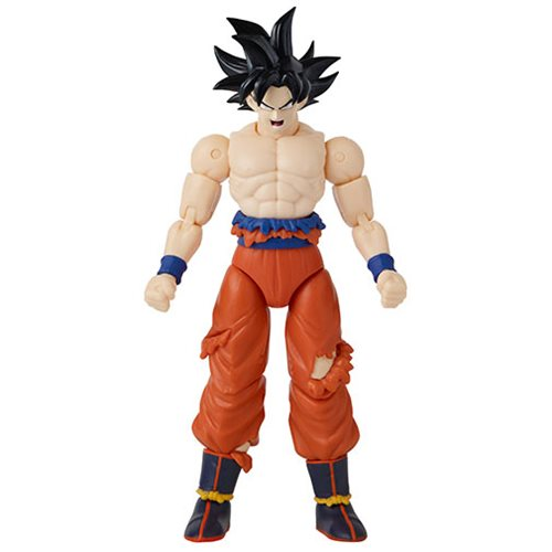 Dragon Ball Stars Action Figure Wave 15 - Instinct Goku