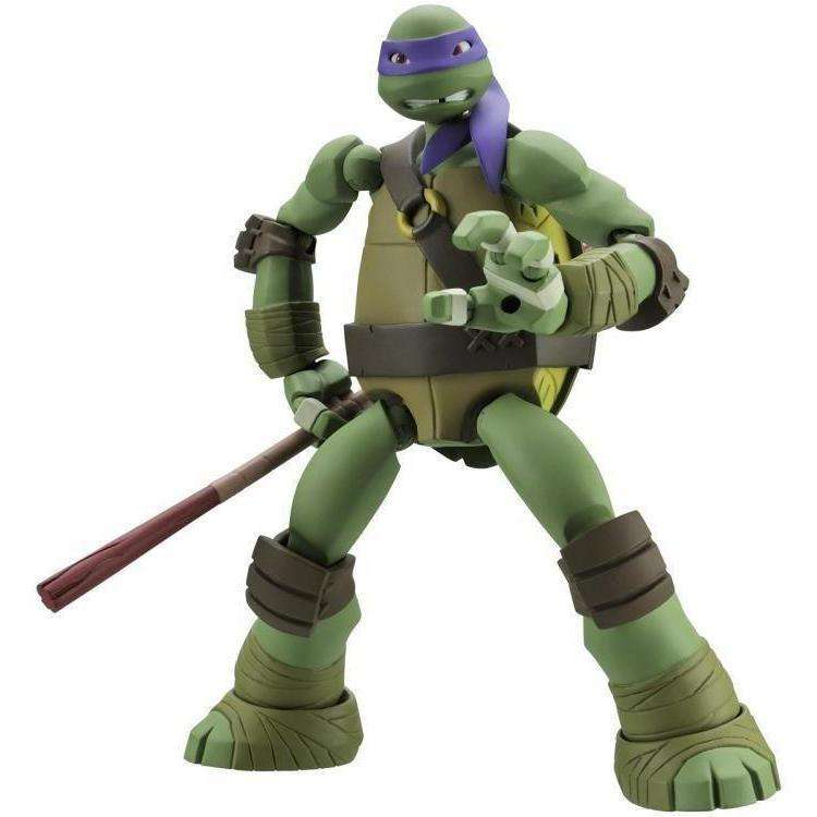TMNT Revoltech Donatello (Reproduction)