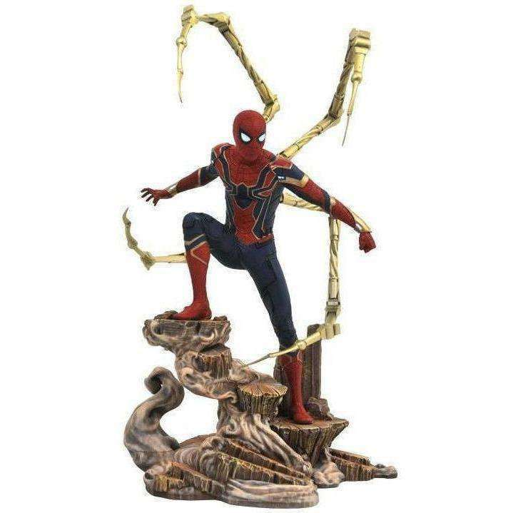 Avengers: Infinity War Gallery Iron Spider Statue - JUNE 2019