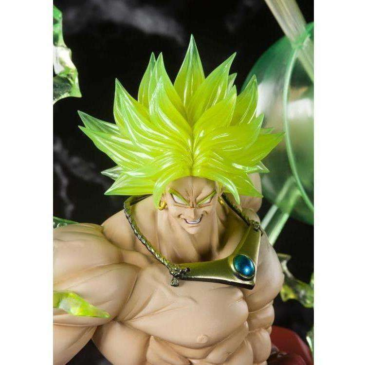 Dragon Ball Z FiguartsZERO Super Saiyan Broly (The Burning Battles) - FEBRUARY 2019