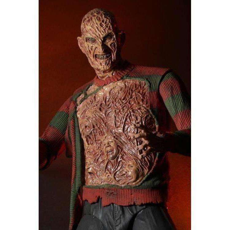 A Nightmare on Elm Street Freddy Krueger (Dream Warriors) 1/4 Scale Figure