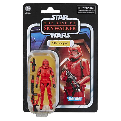 Star Wars The Vintage Collection Wave 2 (ROS) - Sith Trooper - (BACKORDERED) JANUARY 2020