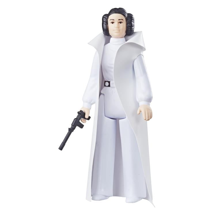 Star Wars The Retro Collection Action Figures Wave 1 - Princess Leia Organa