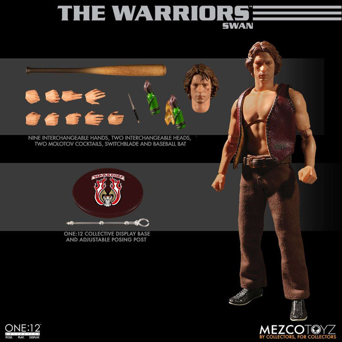 The Warriors One:12 Collective Boxed Set