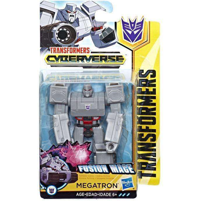 Transformers Cyberverse Scout Wave 1 - Megatron - AUGUST 2018