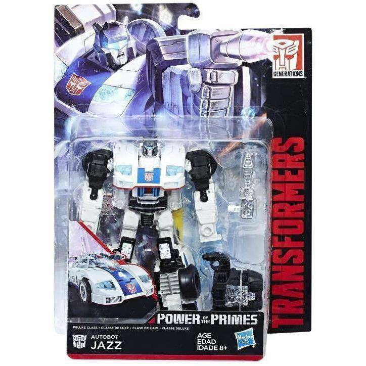 Transformers Power of the Primes Deluxe Wave 1 - Jazz