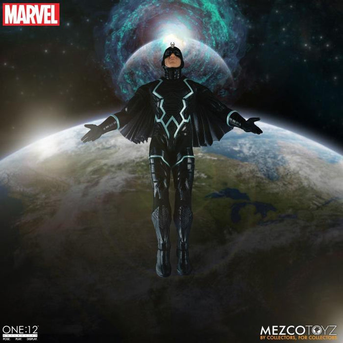 Marvel One:12 Collective Black Bolt and Lockjaw 2-Pack - JUNE 2020