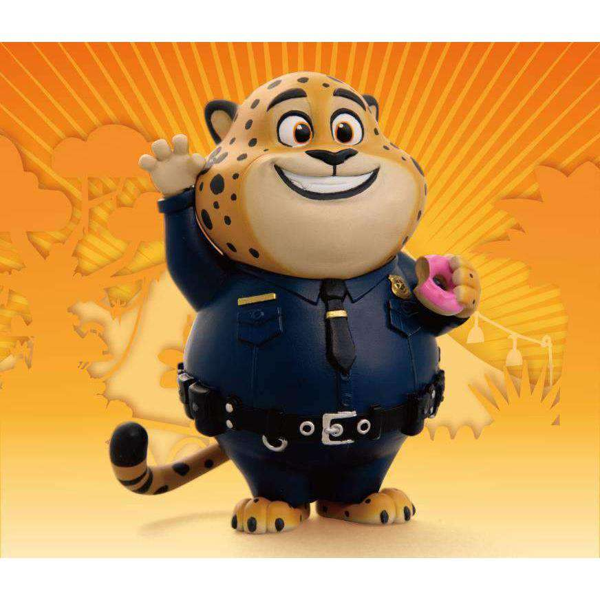 Zootopia Mini Egg Attack MEA-006 Clawhauser PX Previews Exclusive - APRIL 2019