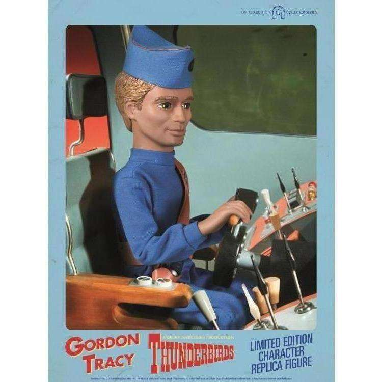 Thunderbirds Gordon Tracy (International Rescue) Character Replica Figure - Q3 2019