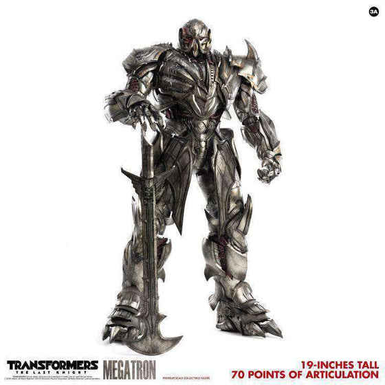 Transformers: The Last Knight Megatron Premium Scale Collectible Figure - Q4 2019