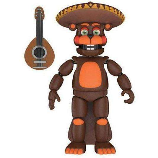 Freddy Fazbear's Pizzeria Simulator El Chip Action Figure