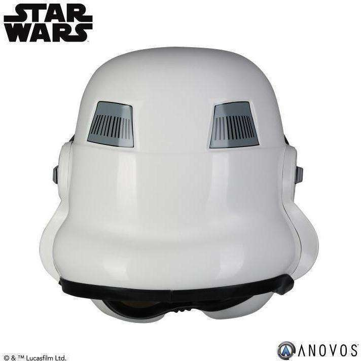 Star Wars Imperial Stormtrooper (A New Hope) 1:1 Scale Wearable Helmet (Upgraded) - Q1 2019