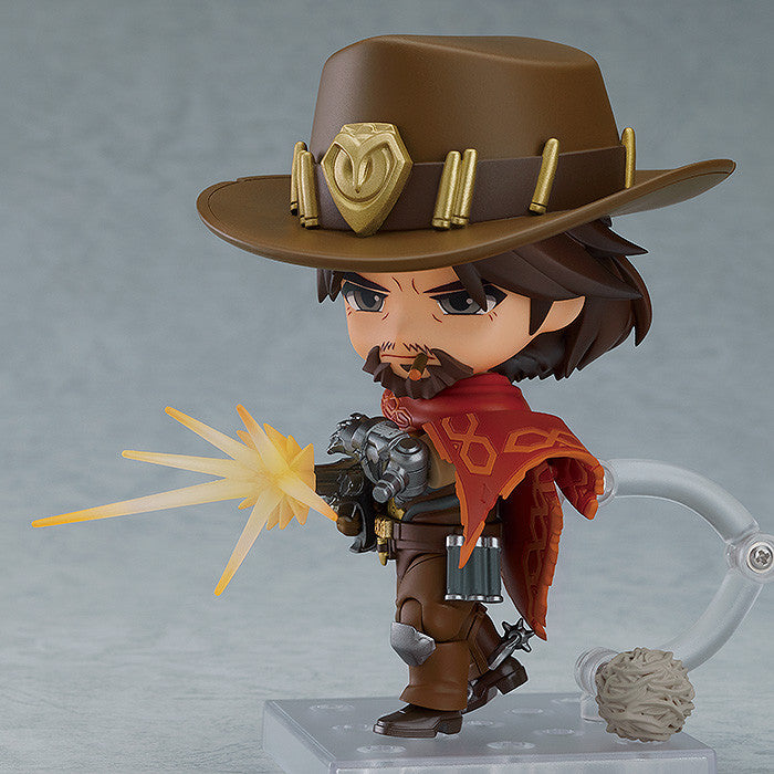 Overwatch Nendoroid No.1030 McCree (Classic Skin Edition) - NOVEMBER 2019
