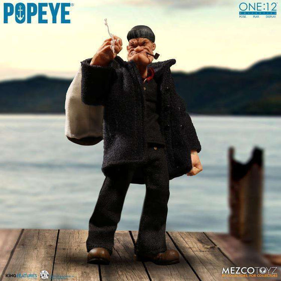 Popeye One:12 Collective Popeye - NOVEMBER 2018