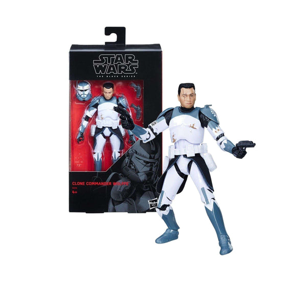 "Star Wars The Black Series 6"" Clone Captain Wolffe"