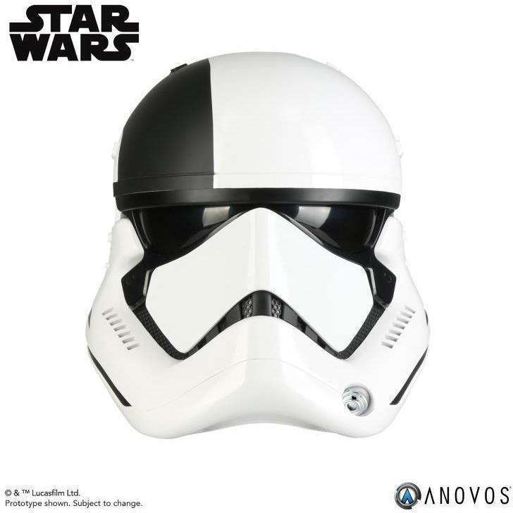 Star Wars Stormtrooper Executioner 1:1 Scale Wearable Helmet - Q2 2019