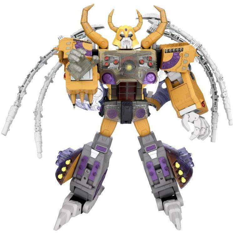 Transformers Encore Unicron - DECEMBER 2018