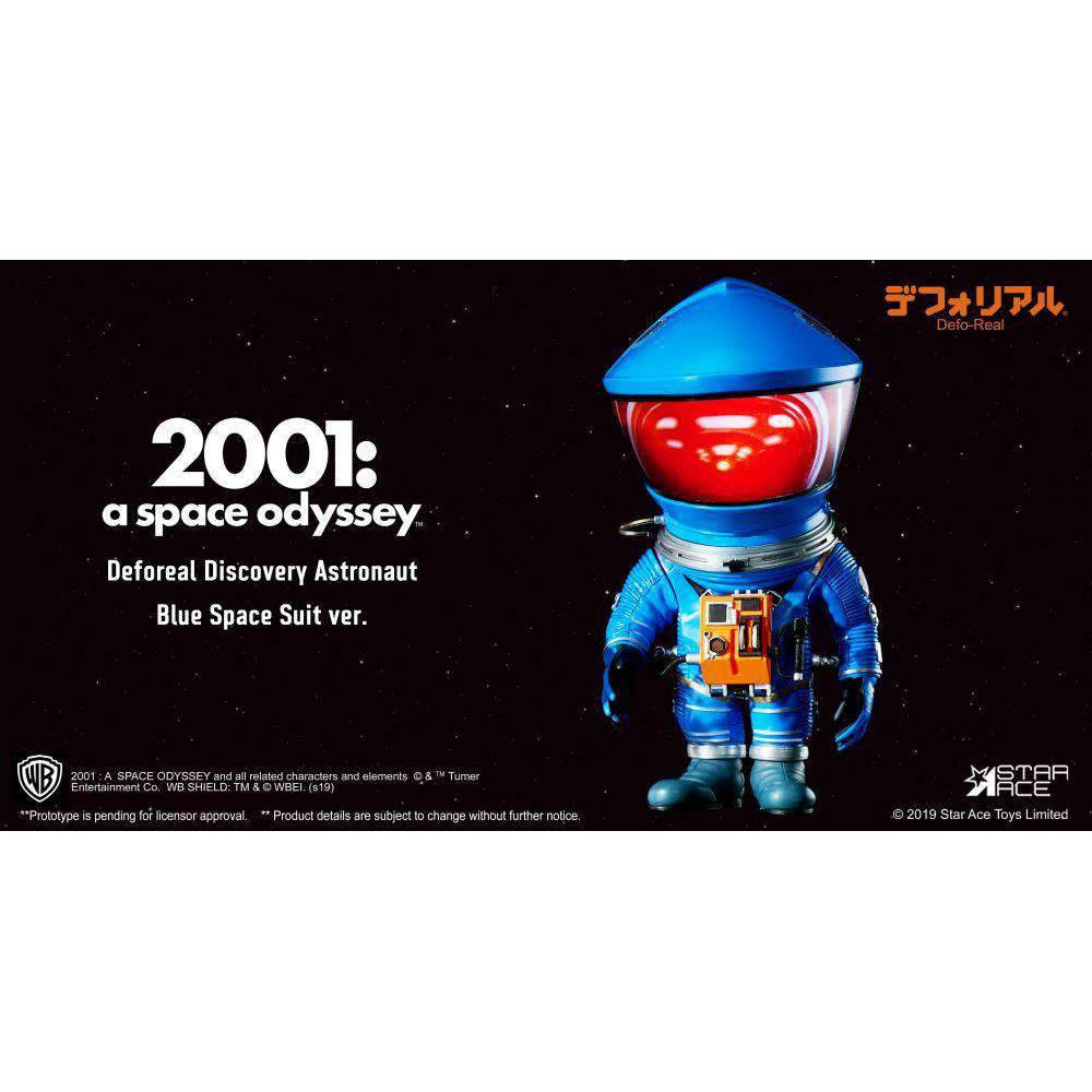 2001: A Space Odyssey Deform Real Discovery Astronaut (Blue) - Q3 2019