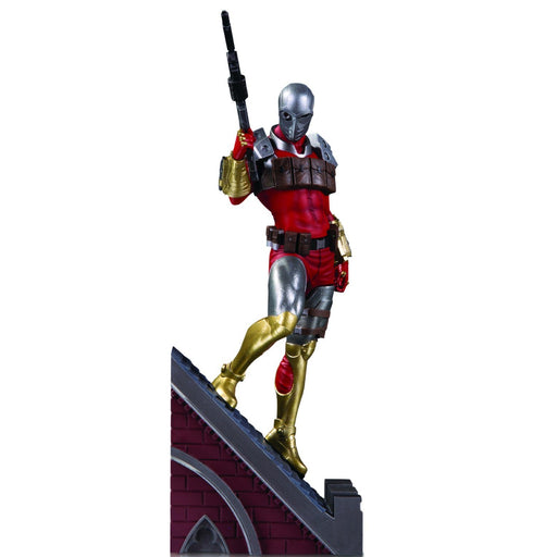 Batman Rogues Gallery Multi-Part Statue: Deadshot - JANUARY 2021