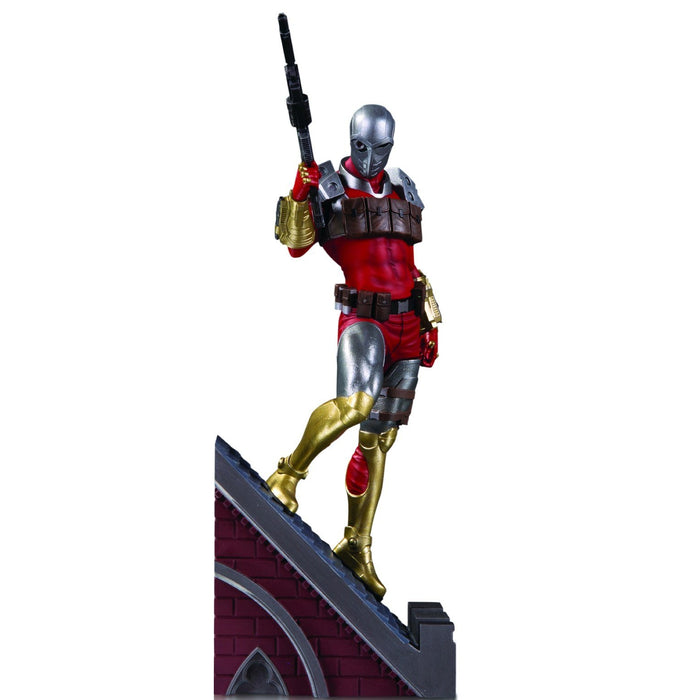 Batman Rogues Gallery Multi-Part Statue: Deadshot - NOVEMBER 2020