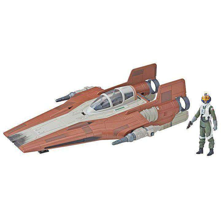 Star Wars Force Link 2.0 Resistance A-Wing Fighter (The Last Jedi) - Q2 2019