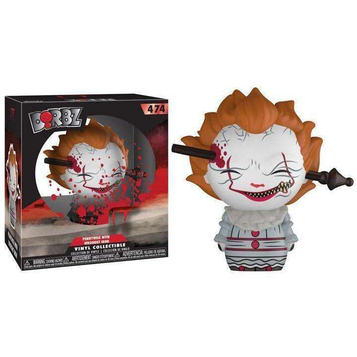 Dorbz: Horror It (2017) - Pennywise (Wrought Iron) - Q4 2018