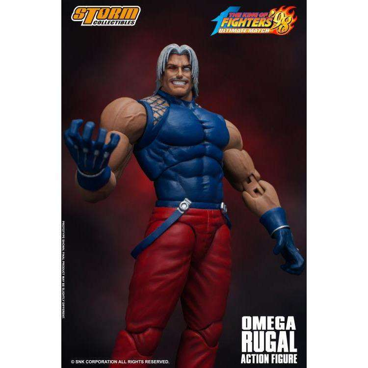 The King of Fighters '98 Omega Rugal 1/12 Scale Figure