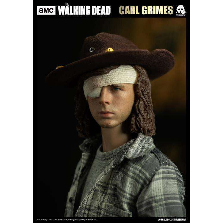 The Walking Dead Carl Grimes (Deluxe) 1/6 Scale Figure - Q3 2019