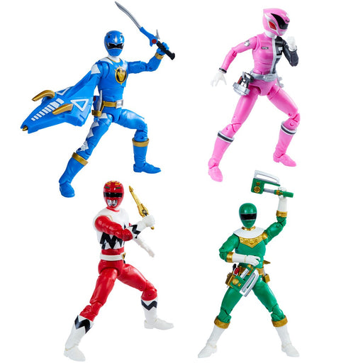 Power Rangers Lightning Collection 6-Inch Figures Wave 8 Set of 4 - March 2021