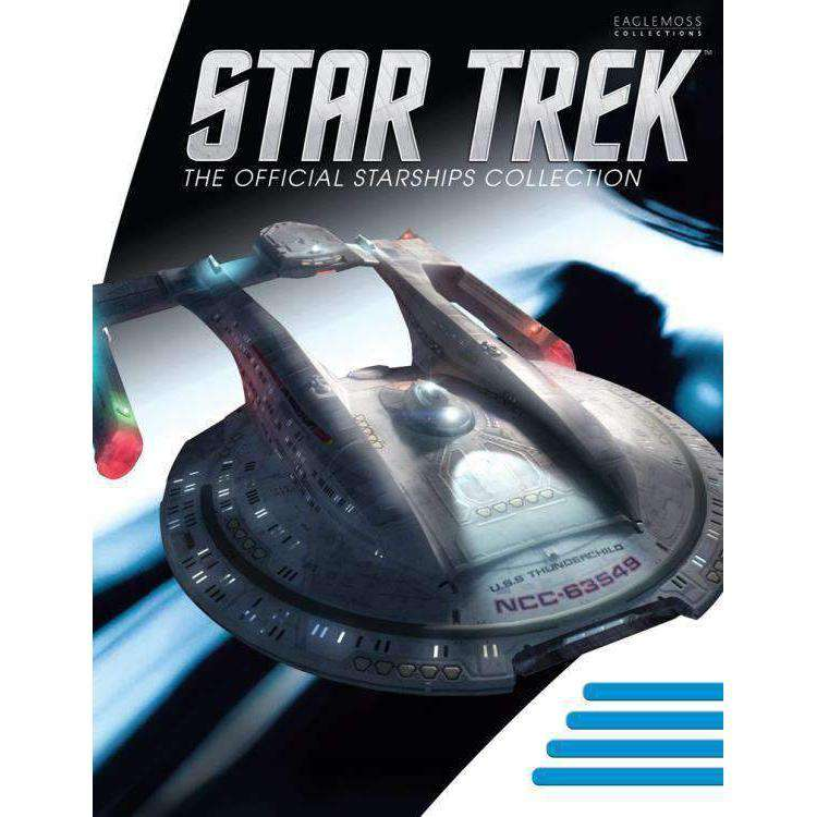 Star Trek Starships Collection Special Edition #29 USS Thunderchild Akira (Large) - NOVEMBER 2019
