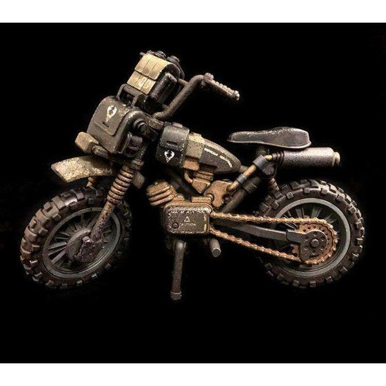 Acid Rain FAV Series Bucks Team Wildebeest WB3b Off-Road Motorcycle - OCTOBER 2018