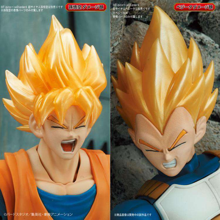 Dragon Ball Z Figure-rise Standard Legendary Super Saiyan Broly (New Packaging) Model Kit - SEPTEMBER 2019