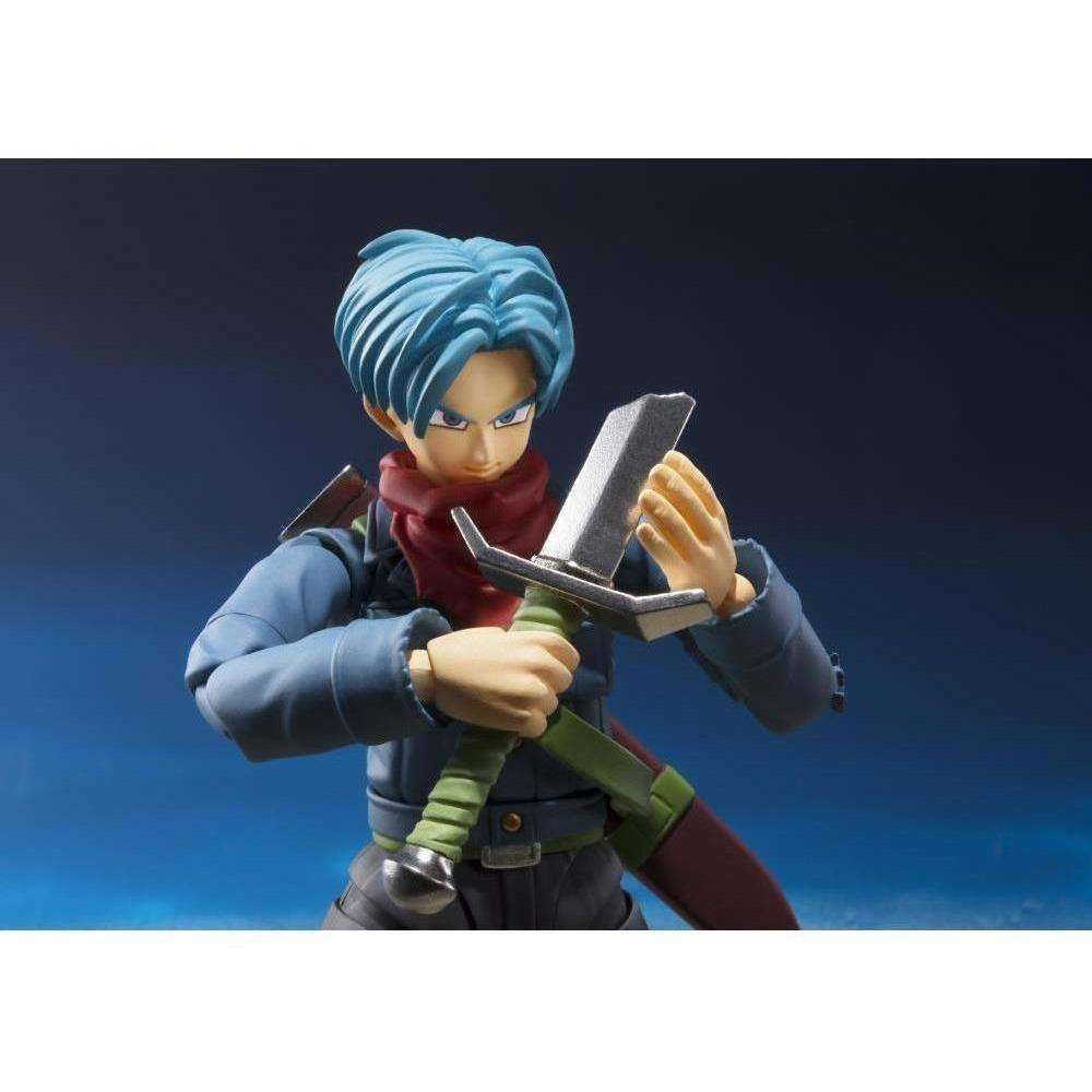 Dragon Ball Super S.H.Figuarts Future Trunks