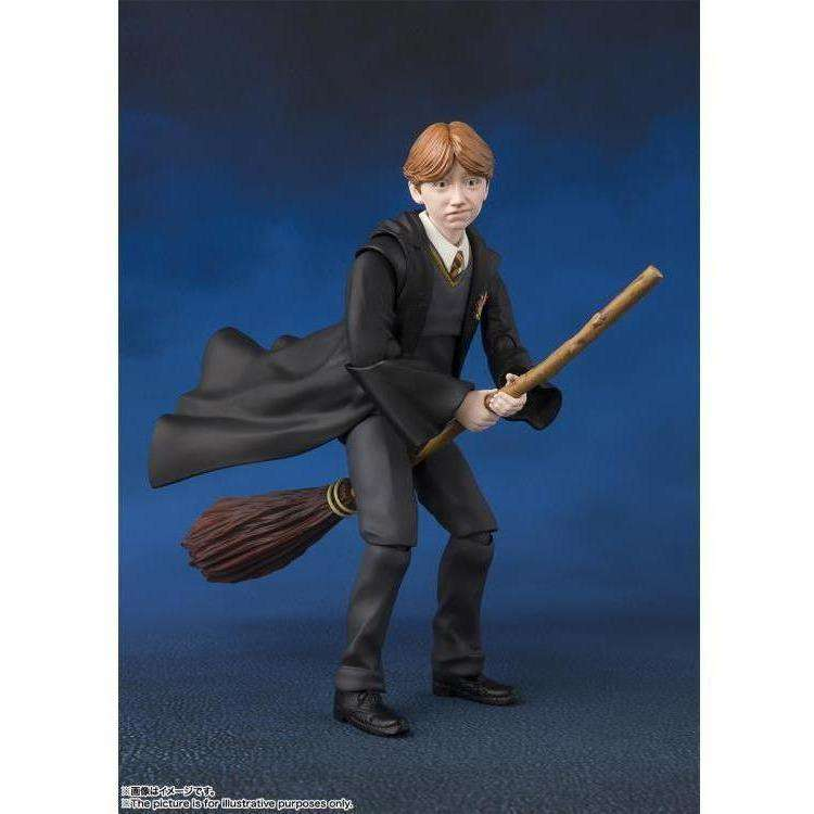 Harry Potter and the Sorcerer's Stone S.H.Figuarts Ron Weasley