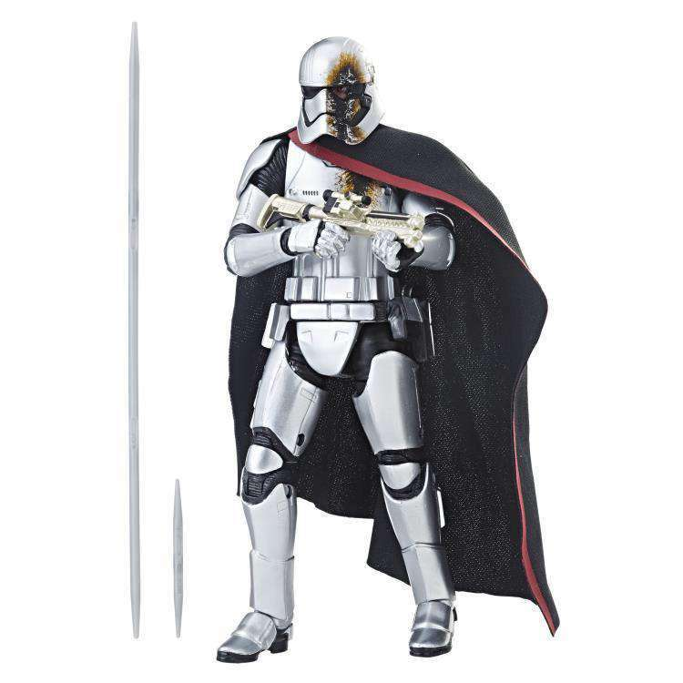 Star Wars: The Black Series Captain Phasma (The Last Jedi) Exclusive