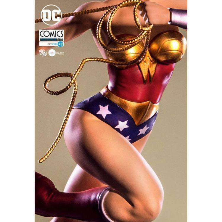 DC Comics Wonder Woman (Ivan Reis) 1/10 Art Scale Statue - Q2 2019